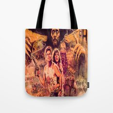 There Always Got To Be Trouble Tote Bag