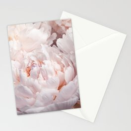 Floral Photography | Peony Pink Cluster | Flowers | Botanical | Plant Stationery Cards