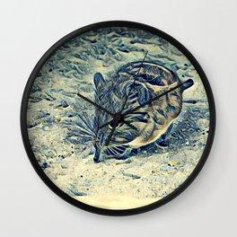 elephant shrew (Macroscelididae) Wall Clock