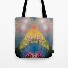 FX#401 - Cosmic Pyramid Tote Bag