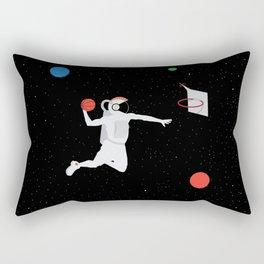 NBA Space 1 Rectangular Pillow
