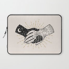 Hold On Laptop Sleeve