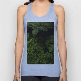 Tropical jungle. Unisex Tank Top