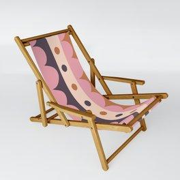 Rick Rack Candy Sling Chair