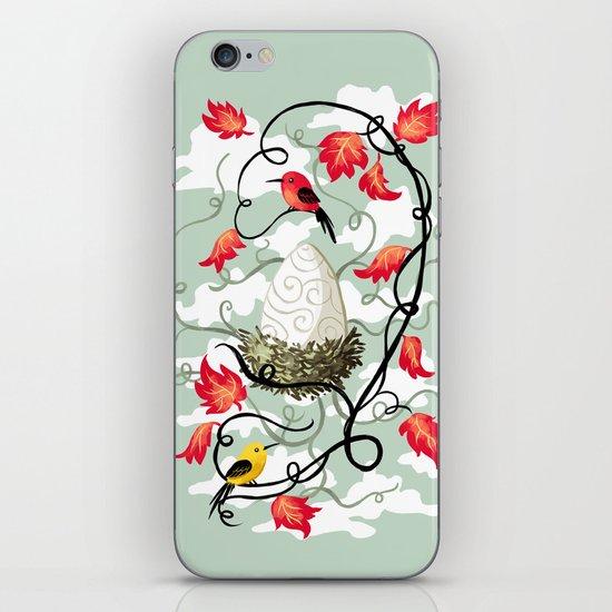 Nest 2 iPhone & iPod Skin