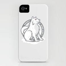 Adopt A Dire Wolf Slim Case iPhone (4, 4s)