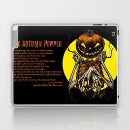 Autumn People 7 Laptop & iPad Skin
