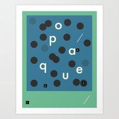 Coloradore 011 Art Print