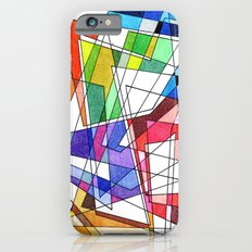 Abstract 10 iPhone 6s Slim Case