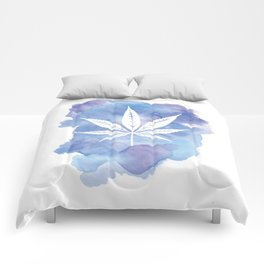One Love: Blue Comforters