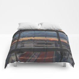Morning Ember Comforters