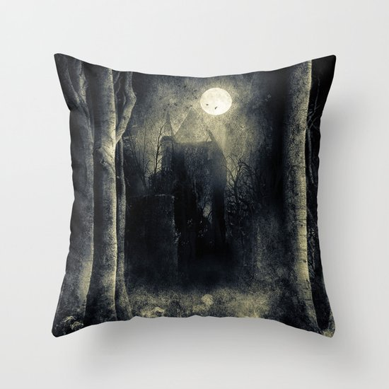 Chapter VI Throw Pillow