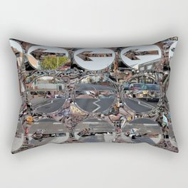 Traffic 05. Rectangular Pillow