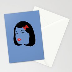 Girl #4 Stationery Cards