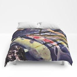 Meet the koi that weren't very coy Comforters