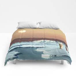 Environmental Differences Comforters