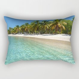 cove of nature 2 Rectangular Pillow