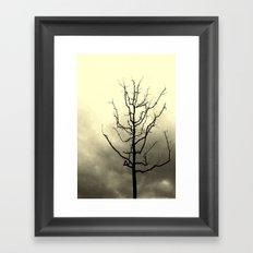 Strong enough Framed Art Print