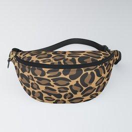 Leopard Print | Cheetah texture pattern Fanny Pack
