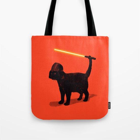 Cat Vader Tote Bag