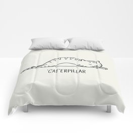 Cat-erpillar Comforters