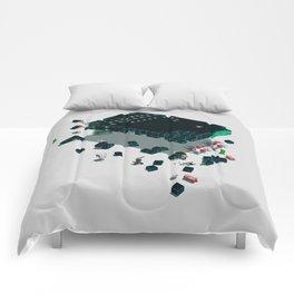 Galaga Craft Comforters