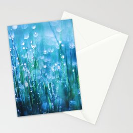 Crystals of Life Stationery Cards
