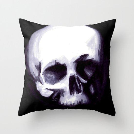 Bones I Throw Pillow
