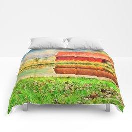 Farm Reflections Comforters