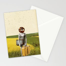 Nur Pralinen im Kopf Stationery Cards