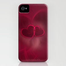 Love iPhone (4, 4s) Slim Case