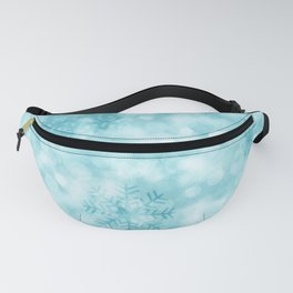 Winter Vibes Fanny Pack