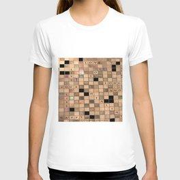 CROSSWORD LOVE T-shirt