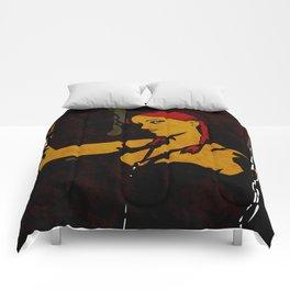 Redhead Comforters