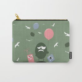 Cute little monsters Carry-All Pouch