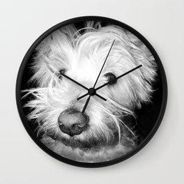 Woke up like this Wall Clock