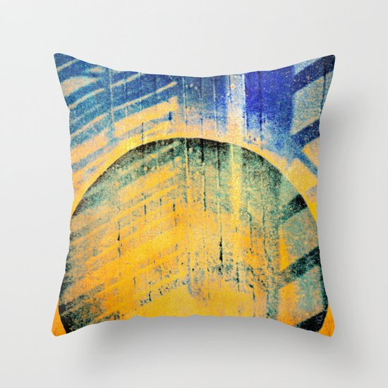 Balder Throw Pillow