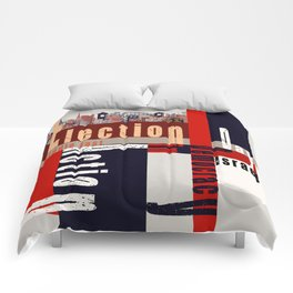 Election Day 5 Comforters