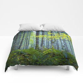 In the Woods Comforters