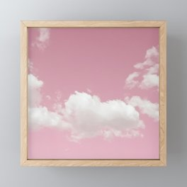 Sweetheart Sky Framed Mini Art Print
