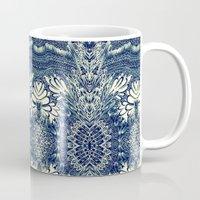 archan nair Mugs featuring Mesh by Archan Nair
