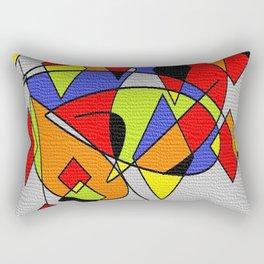 Abs space grey Rectangular Pillow