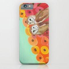 Owls in a Poppy Field Slim Case iPhone 6s