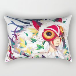 Mononoke Rectangular Pillow