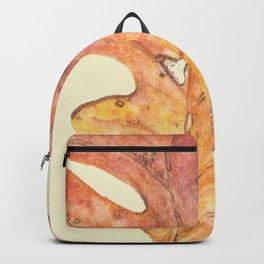 Tall Oak Leaf Backpack