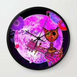 Sugar Ball Wall Clock