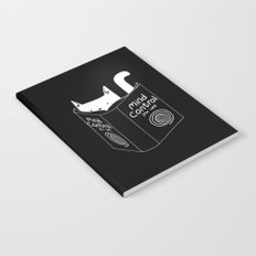 Mind Control 4 Cats Notebook