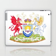 February II Laptop & iPad Skin
