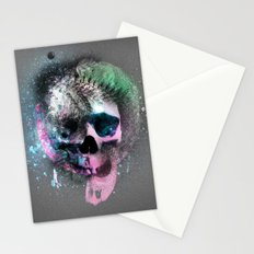 A Skull Stationery Cards