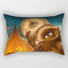 Magic for two Rectangular Pillow